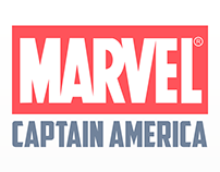 Captain America by Marvel Comics