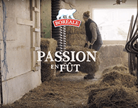 Boréale - Campagne Passion en fût