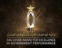 09 Abu Dhabi Excellence Award 2013 -  A behind the scen