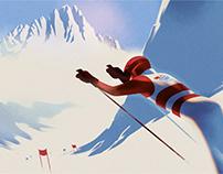 World Ski Championships, Cortina