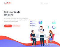 Job Marketplace Website UI/UX design