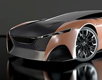 Onyx Peugeot - 3D Model