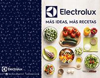 RECETARIO ELECTROLUX