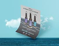 Serie del Pacífico | Poster Design