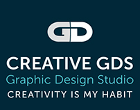 Logo and illustration compilation from The Creative GDS