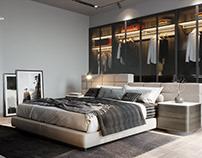 Bed room Nolan Jolie Villa