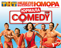Comedy Club in Jurmala 2014
