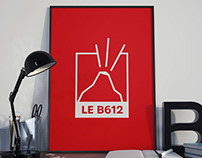 Identité visuelle - Logo Le B612