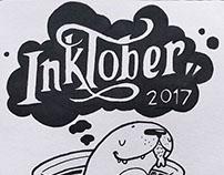 INKTOBER 2017