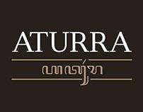 Latin & Javanese Font: Aturra