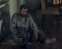 Homeless at homes
