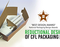 Reductional Design of CFL Packaging