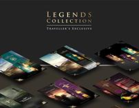 Glenmorangie Legends App