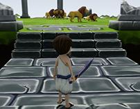 Battle Mythology UE4 Remake