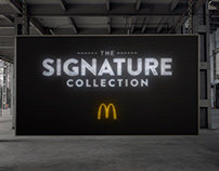McDonald's | The Signature Collection