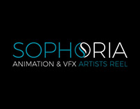 SOPHORIA | Animation & VFX Artists Reel