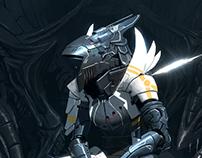 Cyborg girl 03 upgrade