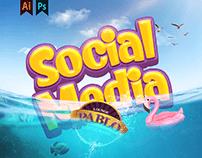 Social Media | Pablo