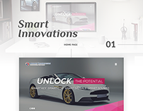 Smart Innovations - Web Design