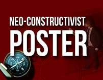 Neo-Constructivist Poster