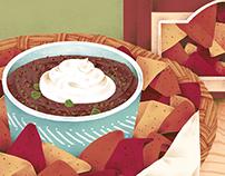 Black Bean Dip - Precedent Magazine