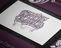Leticia Caminoa Logo + Branding