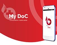 MyDoC app - Clinical consultation made easier