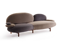 TPDG-The pebble sofa collection-台北當代設計群-石頭記沙發系列