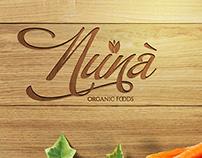 NUNA ORGANIC FOODS