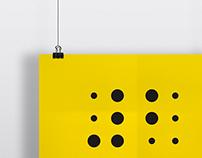 Cartaz MCB - braille