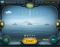 Sea battle (Forex game)