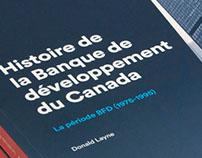 Livre – Histoire de la BDC (1975-1995)