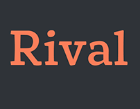 Rival Font Family