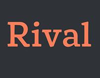 Rival Font Family