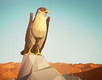 Falcon by mookx