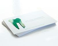 """""""Wir sind Zahnärzte"""" – Dentist Businesscards"""