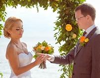 M.A.K. Studio, Citrus wedding