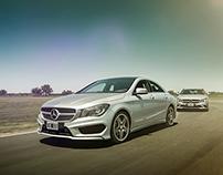 Editorial Evo Magazine Argentina - Mercedes Benz CLA