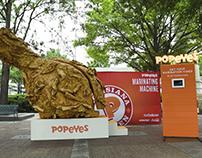 POPEYES Marinating Machine