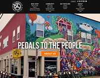 A new website for Portland's premier cycling hub