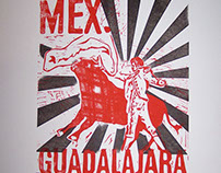Mexico : Bullfight
