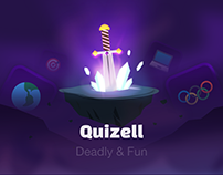 Quizell | Deadly & Fun