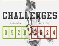 Sport Nuts app UIX & Design