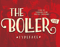 Free Font of the Week - The Boller