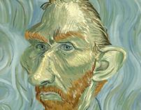 Van Gogh's caricature