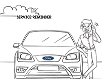 Ford Service: Service Journey