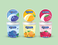 YogurtBay Packaging
