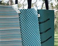 TARBER Tote bags