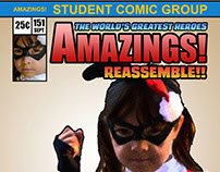 Make a Comic Book Cover with Photoshop - Tutorial Video