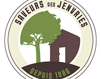 Saveur des Jenvries - Branding